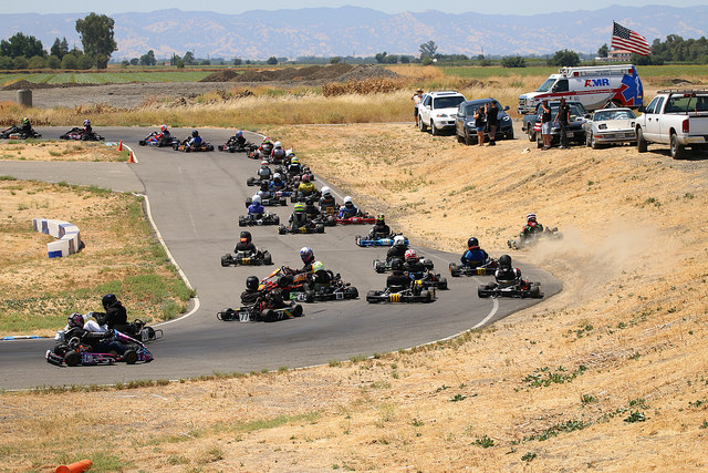 Blue Max Kart Club - Home